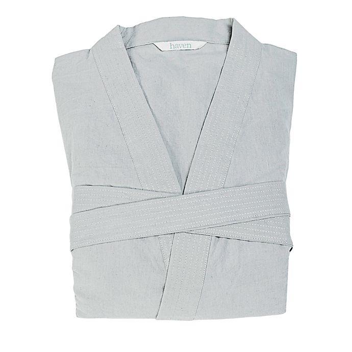 Alternate image 1 for Haven™ Linen Kimono Robe