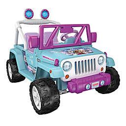 Fisher-Price® Power Wheels® Disney Frozen Jeep® Wrangler