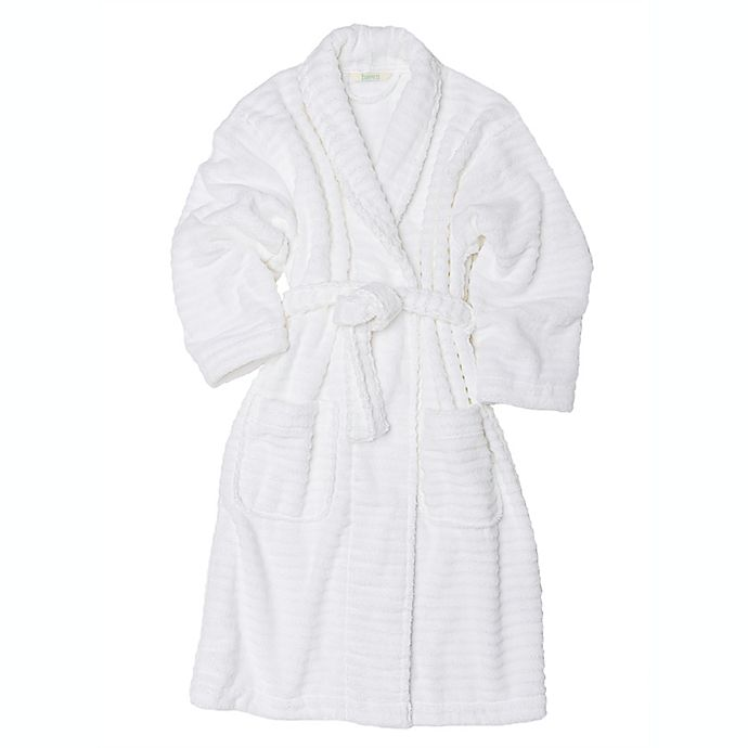 Alternate image 1 for Haven™ Wave Organic Cotton Robe