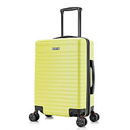 InUSA Luggage Deep 20-Inch Hardside Spinner Carry On