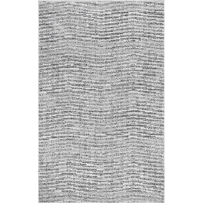 Alternate image 1 for nuLOOM Smoky Sherill Rug in Grey