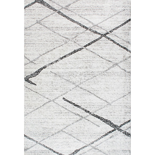Alternate image 1 for nuLOOM Smoky Thigpen 6-Foot 7-Inch x 9-Foot Area Rug in Grey
