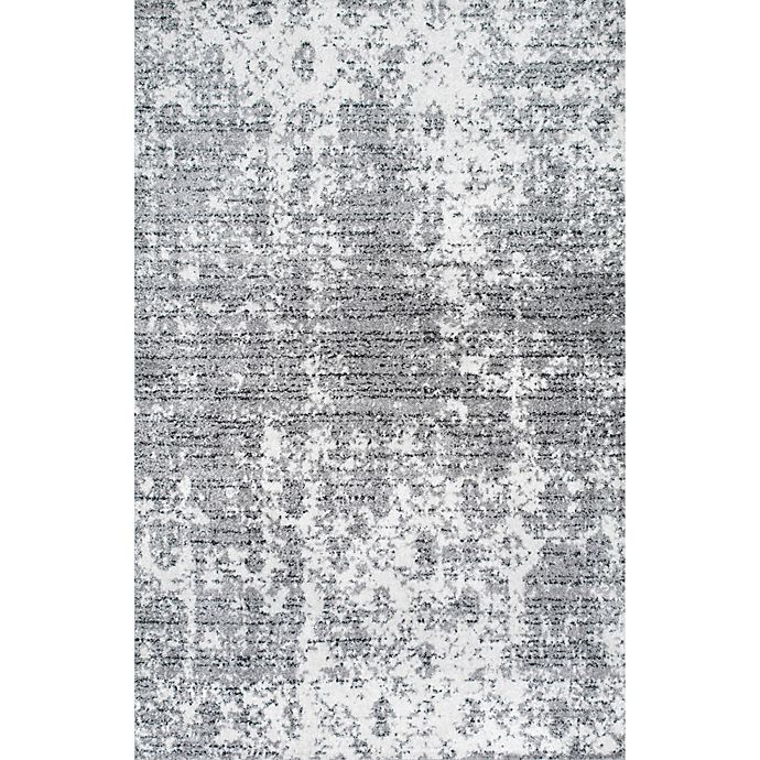 Alternate image 1 for nuLOOM Deedra 3' x 5' Area Rug in Grey