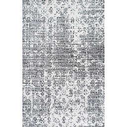 nuLOOM Deedra 5' x 8' Area Rug in Grey