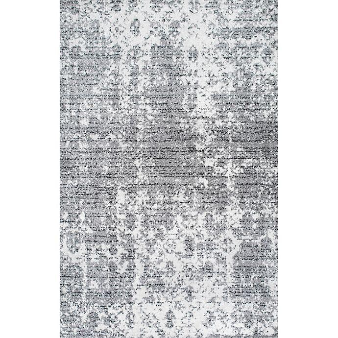 Alternate image 1 for nuLOOM Deedra Rug in Grey