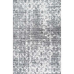 nuLOOM Deedra 8'2 x 11'6 Area Rug in Grey