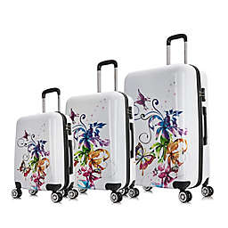 InUSA Prints Hardside Spinner Luggage Collection