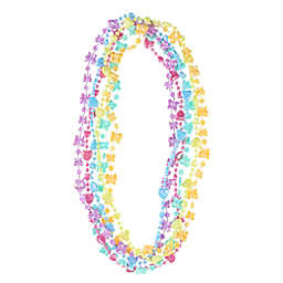 Capelli New York 12-Piece Multicolor Rings and Necklaces Set