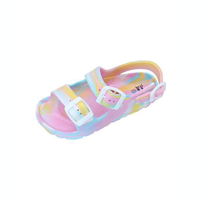 Alternate image 1 for Stepping Stones Trendy Sandal in White