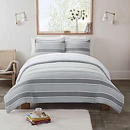 UGG® Devon 3-Piece Reversible Stripe Comforter Set