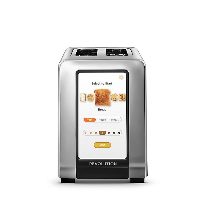 Revolution Instaglo R180 Toaster In Stainless Steel Bed Bath Beyond
