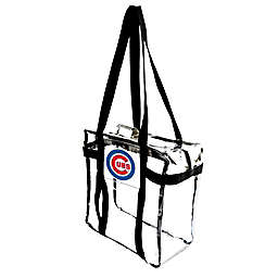 MLB Chicago Cubs Clear Tote Along Bag