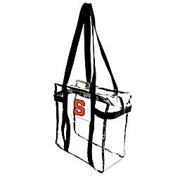 Syracuse University Clear Tote Along Bag