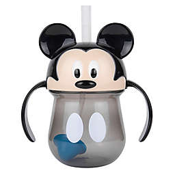 The first years® Mickey Mouse Weighted Straw Trainer Cup
