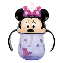 The first years® Minnie Mouse Weighted Straw Trainer Cup