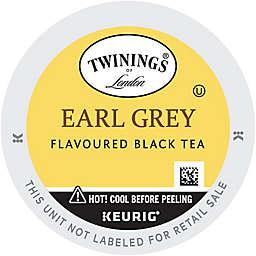 Twinings of London® Earl Grey Tea Keurig® K-Cup® Pack 24-Count