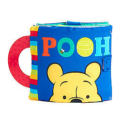 Disney Baby® Hello Little Friends Red Shirt Pooh Soft Book