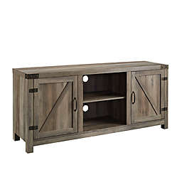 Forest Gate™ Wheatland 58-Inch Barn Door TV Stand