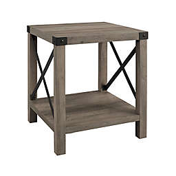 Forest Gate™ Englewood 18-Inch Square Side Table