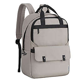 Travelon® Origin Antimicrobial Anti-Theft Large Backpack in Driftwood