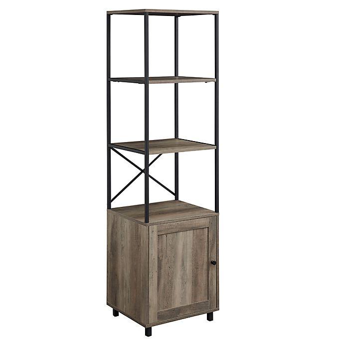 Alternate image 1 for Forest Gate Sage Office Bookshelf Cabinet
