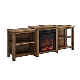 Forest Gate™ 70-Inch TV Stand with Electric LED Fireplace