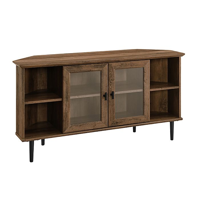 Alternate image 1 for Forest Gate™ Lucas 48-Inch Corner TV Stand