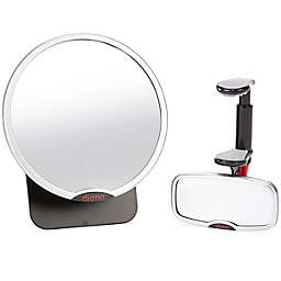 Diono® 2-Piece Easy View™ and See Me Too™ Mirror Set in Silver