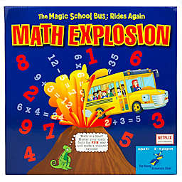 The Magic School Bus: Math Explosion Game