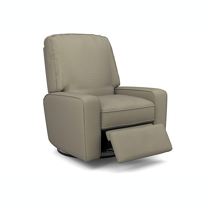 Alternate image 1 for Best Chairs® Bilana Swivel Glider Recliner