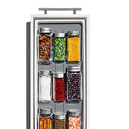 OXO Good Grips® Compact Spice Drawer Organizer in White/Grey<br />