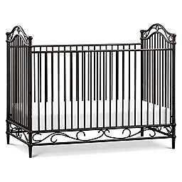 Million Dollar Baby Classic Camellia 3-in-1 Convertible Crib in Vintage Iron