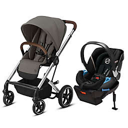 CYBEX Balios S Lux & Aton 2 Travel System with SensorSafe