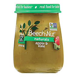 Beech-Nut® Naturals 4 oz. Stage 2 Apple & Kale Baby Food