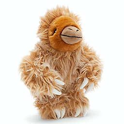 BARK Gordon the Giant Sloth Squeaker Dog Toy in Tan