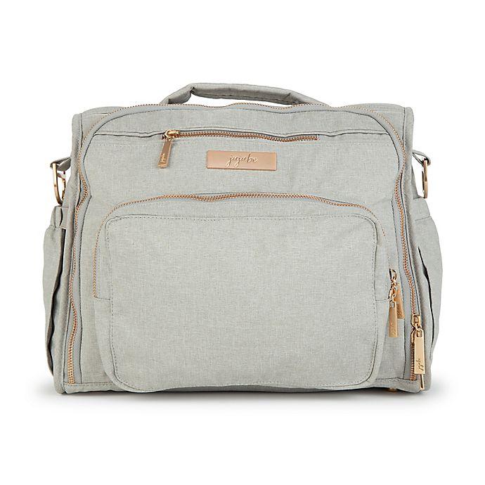 Alternate image 1 for JuJuBe® B.F.F. Diaper Backpack in Pebble