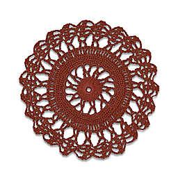 Heritage Lace® Crochet Envy Sunburst 6-Inch Round Doily (Set of 4)