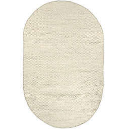 nuLOOM Hand Woven Chunky Woolen Cable Area Rug