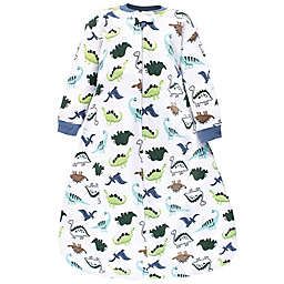 Hudson Baby® Size 18-24M Dinosaurs Quilted Long Sleeve Wearable Blanket in Blue