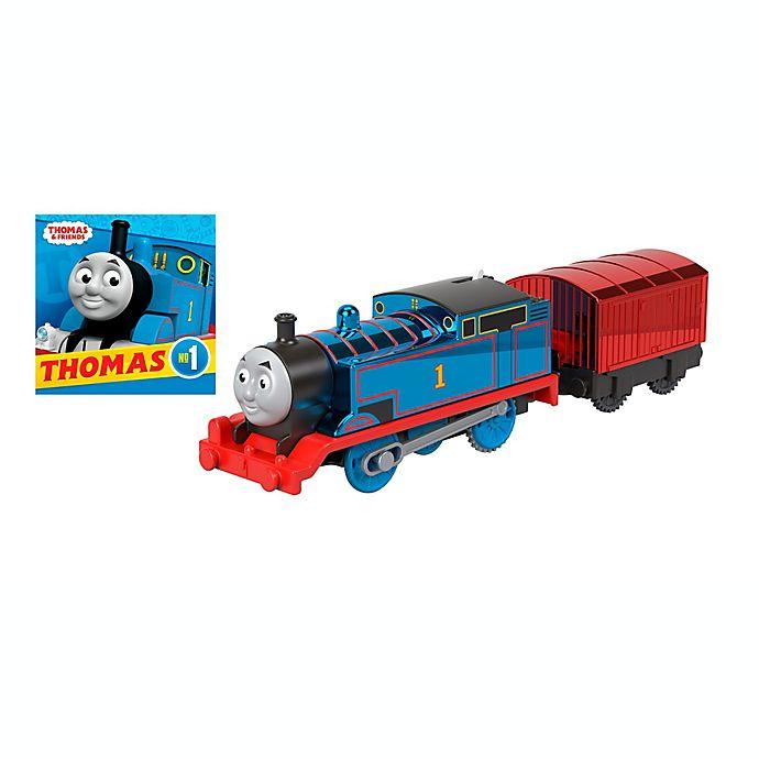 Alternate image 1 for Fisher-Price® Thomas & Friends™ Celebration Thomas & Storybook