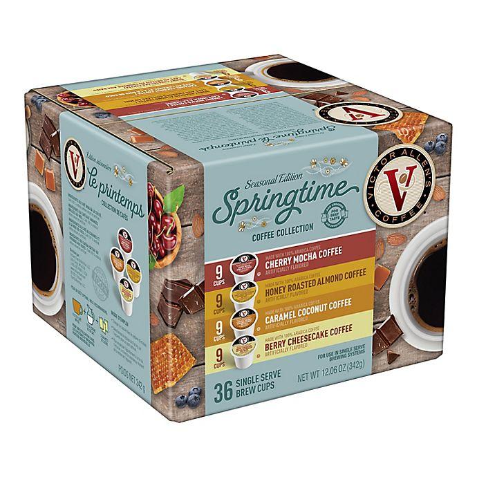 Alternate image 1 for Victor Allen® Springtime Variety Pack Keurig® K-Cup® Pods 36-Count