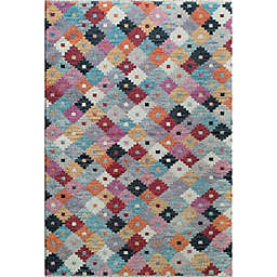 Rugs America Iggi Daisy Doolittle 8' x 10' Multicolor Area Rug
