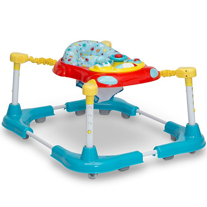 Alternate image 1 for Delta Children First Steps Learn2Walk Balancer Better Than a Walker in Spiral