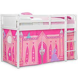 Delta Children® Disney Princess Lofted Bed Tent in Pink