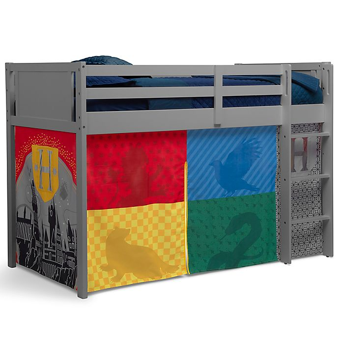 Alternate image 1 for Delta Children® Harry Potter Lofted Bed Tent in Blue