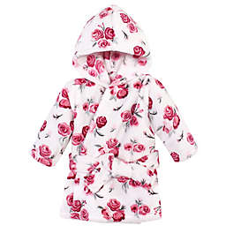 Hudson Baby® Rose Pool and Beach Robe Cover-up in Pink