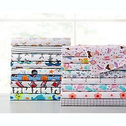 Kute Kids Floral Sheet Set