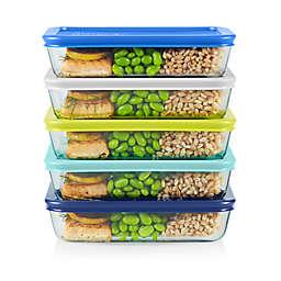 Pyrex® 10-Piece Glass Meal Prep Storage Set