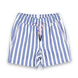 Sovereign Code® Vertical Stripe Short in Blue