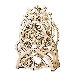 Pendulum Clock DIY 3D Wooden Moving Gears Kit